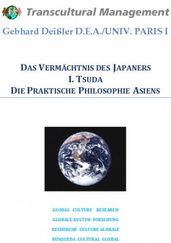 Das Vermächtnis des Japaners I. Tsuda