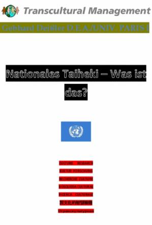 Nationales Taiheki - Was ist das?