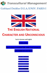 The English National Character and Unconsious