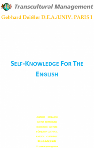 Self-Knowledge for the English