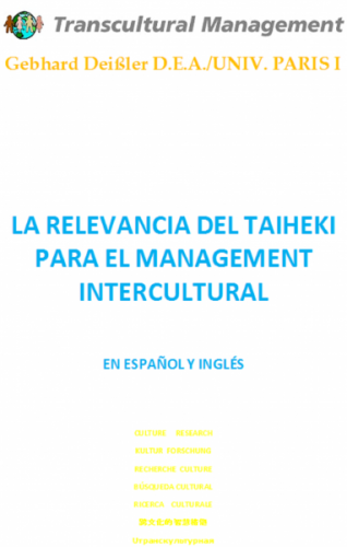 LA RELEVANCIA DEL TAIHEKI PARA EL MANAGEMENT INTERCULTURAL