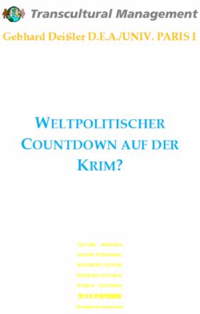 Weltpolitischer Countdown auf der Krim