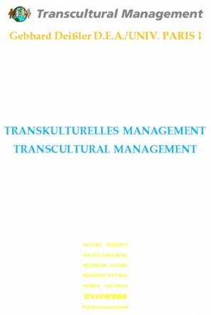 Transkulturelles Management - Transcultural Management