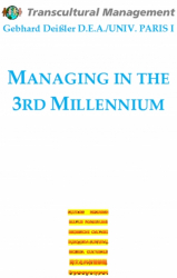 MANAGING THE THIRD MILLENNIUM