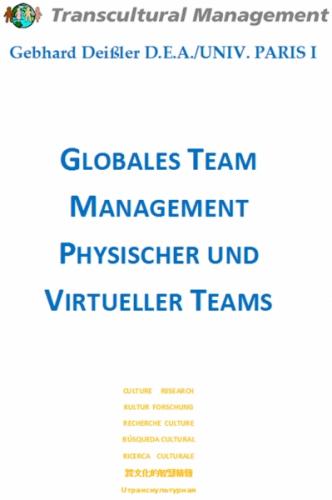Globales Team Management physischer und virtueller Teams