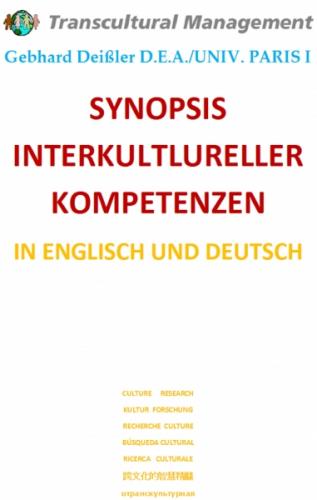 Synopsis Interkultureller Kompetenzen