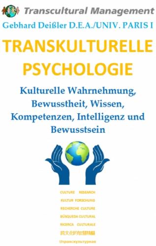 TRANSKULTURELLE PSYCHOLOGIE