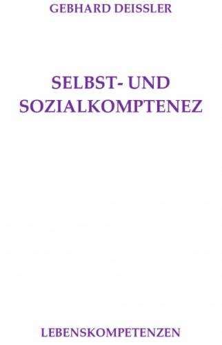 SELBST- UND SOZIALKOMPTENEZ
