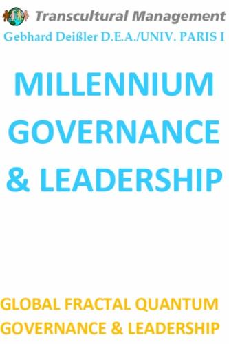 MILLENNIUM GOVERNANCE& LEADERSHIP