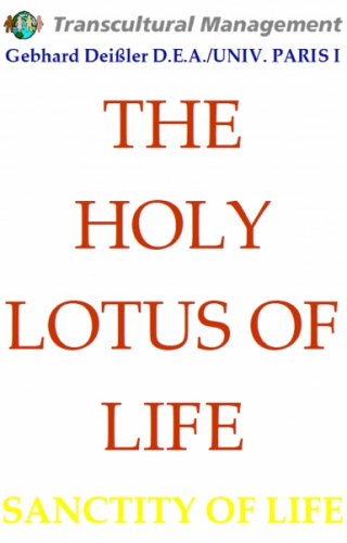 THE HOLY LOTUS OF LIFE