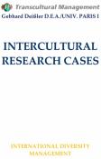INTERCULTURAL RESEARCH CASES