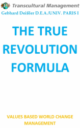 THE TRUE REVOLUTION FORMULA