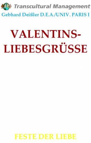 VALENTINS-LIEBESGRÜSSE