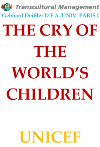 THE CRY OF THE WORLD'S CHILDREN