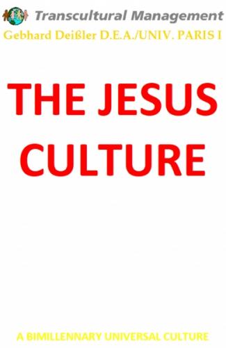 THE JESUS CULTURE