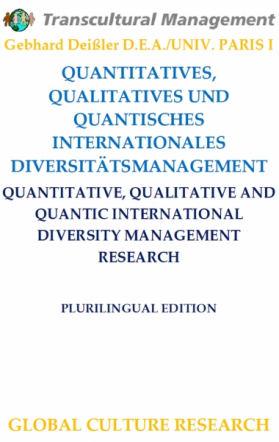 QUANTITATIVES, QUALITATIVES U. QUANTISCHES INTERNATIONALES D