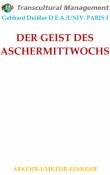 DER GEIST DES ASCHERMITTWOCHS