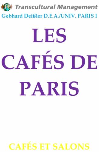 LES CAFÉS DE PARIS