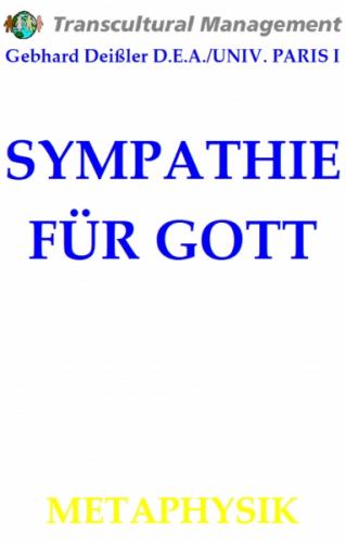 SYMPATHIE FÜR GOTT