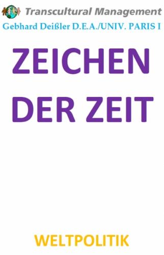 ZEICHEN DER ZEIT
