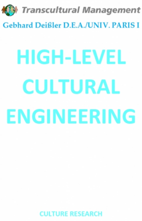 HIGH-LEVEL CULTURAL ENGINEERING