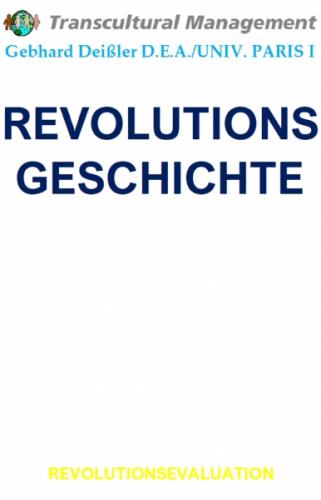 REVOLUTIONSGESCHICHTE