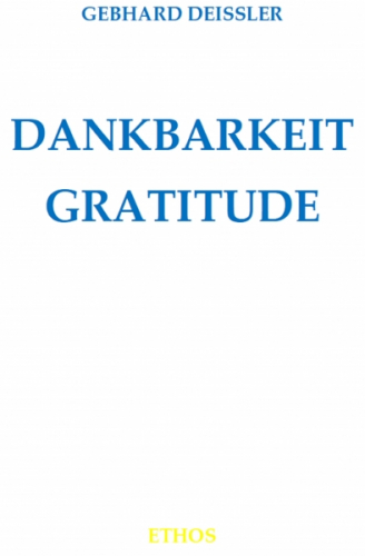 DANKBARKEIT GRATITUDE