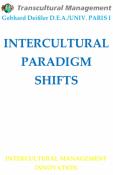 INTERCULTURAL PARADIGM SHIFTS
