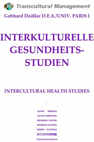 INTERKULTURELLE GESUNDHEITSSTUDIEN