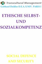 ETHISCHE SELBST- UND SOZIALKOMPETENZ