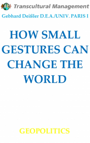 HOW SMALL GESTURES CAN CHANGE THE WORLD