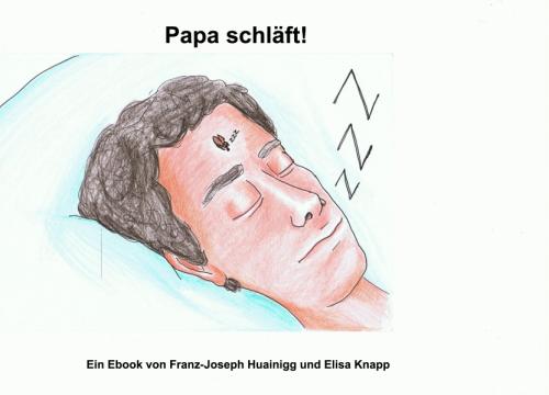 Papa schläft