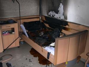 Brandschutz: Brände in Krankenhäusern