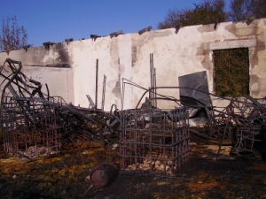 Brandermittlung: Anscheinsbeweis bei Heißarbeiten