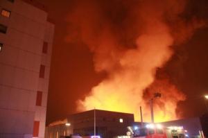 Brandstiftung: Zündelnde Wachleute
