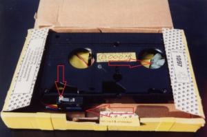 Gefährdung: Paket- und Briefbomben