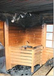Brandermittlung: Selbstentzündung von Holz