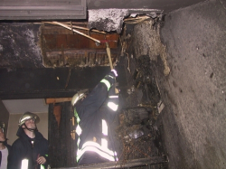 Feuerwehr: Aufstellen von Brandwachen