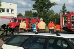 Brandstiftung durch Feuerwehrangehörige
