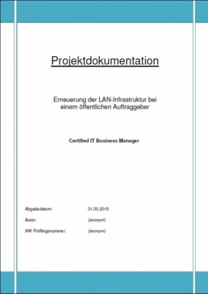 Projektdokumentation Operative Professional -Note 1 mit 95%