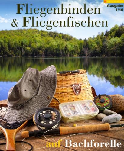 Fliegenbinden & Fliegenfischen auf Bachforelle