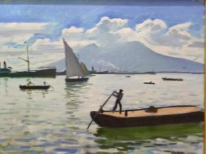 Naples insolite : Le Voyage des Grands Ecrivains