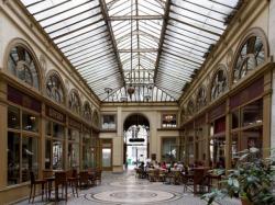 Les Passages parisiens