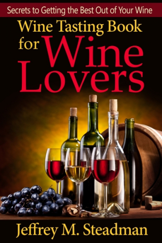 Wine Tasting Book for Wine Lovers