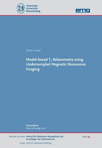 Model-based T2 Relaxometry using