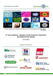 8th PhD-Symposium – Bringing Future Scientists Together