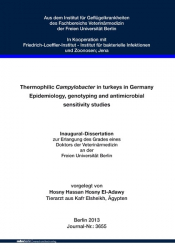 Thermophilic Campylobacter in turkeys in Germany