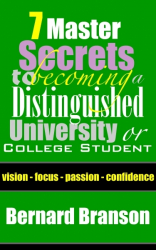 7 Master Secrets To Becoming A Distinguished Student