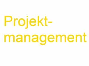 Projektmanagement - Vorlage - Projektabgrenzungsplan