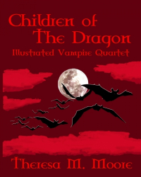 Children of The Dragon: Illustrated Vampire Quartet